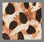 Brown Animal Print