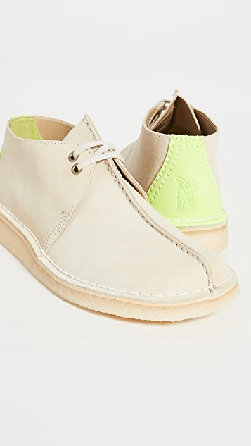 Clarks Desert Trek Shoes