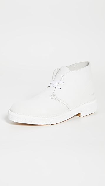 Clarks Chalk Desert Boots
