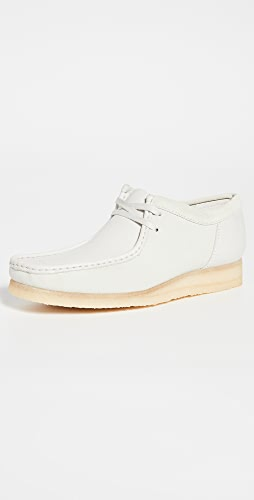 Clarks - Two Color Wallabee Boots