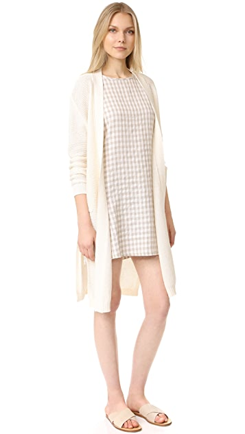 CLAYTON Gingham Rodney Dress