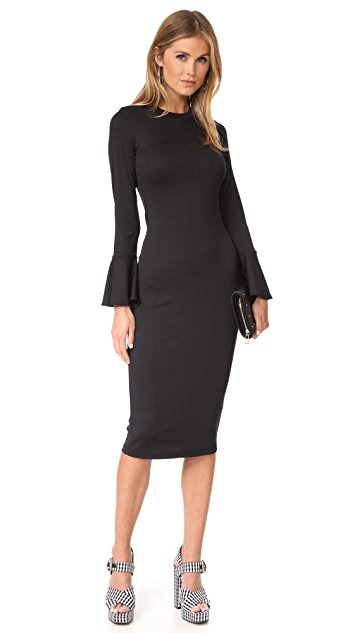 CLAYTON Rib Booker Dress