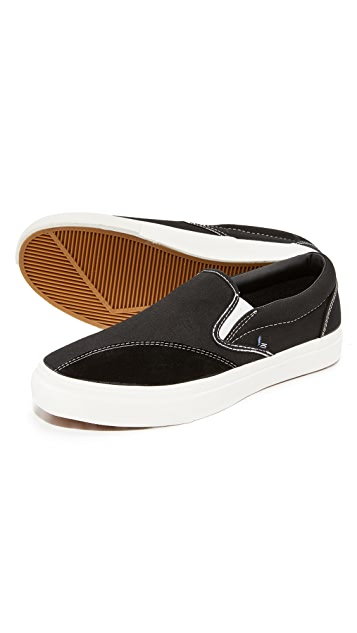 Clear Weather Dodds Slip On Sneakers