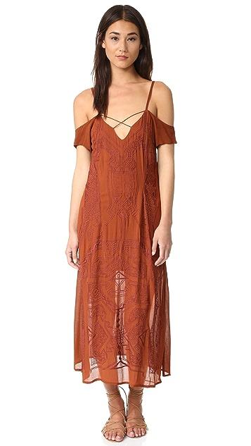 Cleobella Paris Midi Dress