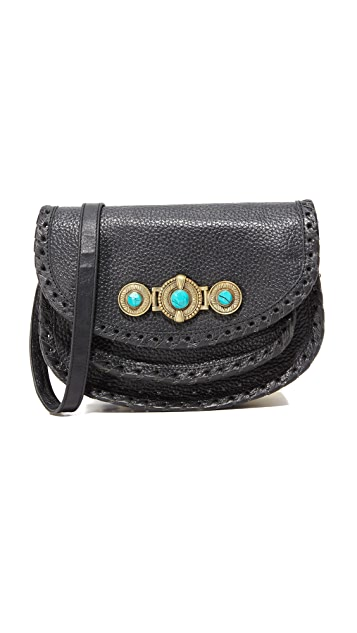 Cleobella Tanna Mini Saddle Bag