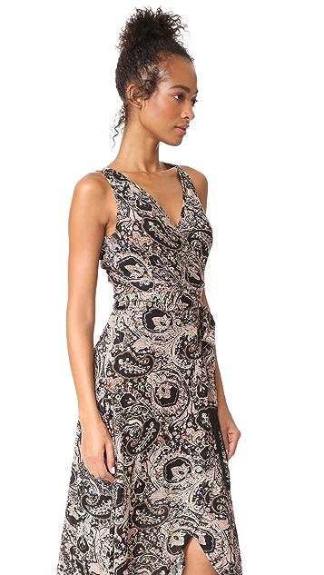 Cleobella Henna Wrap Dress