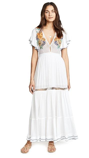 Cleobella x Rocky Barnes Bora Bora Dress