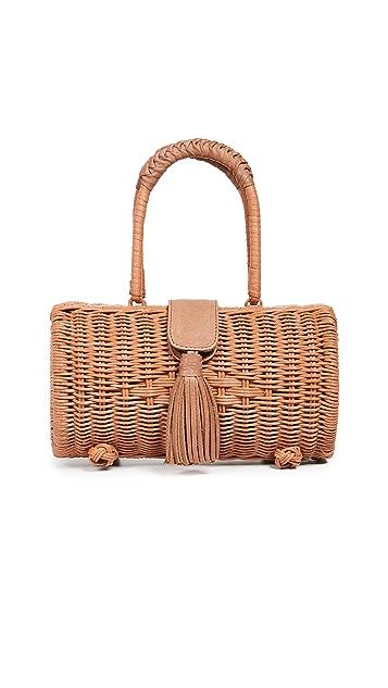 Cleobella Clarissa Wicker Bag