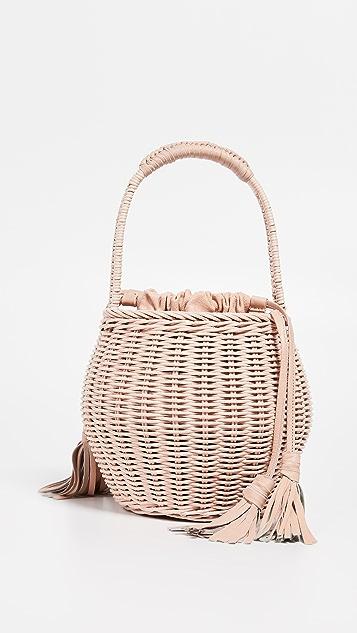 Cleobella Daria Wicker Bag