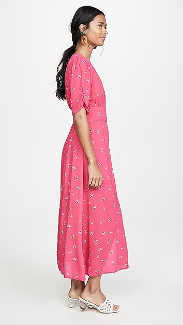 Cleobella Valeninta 中长连衣裙