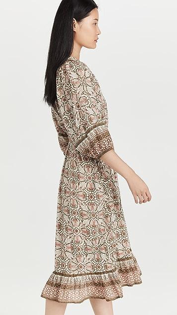 Cleobella Magdalena Midi Dress
