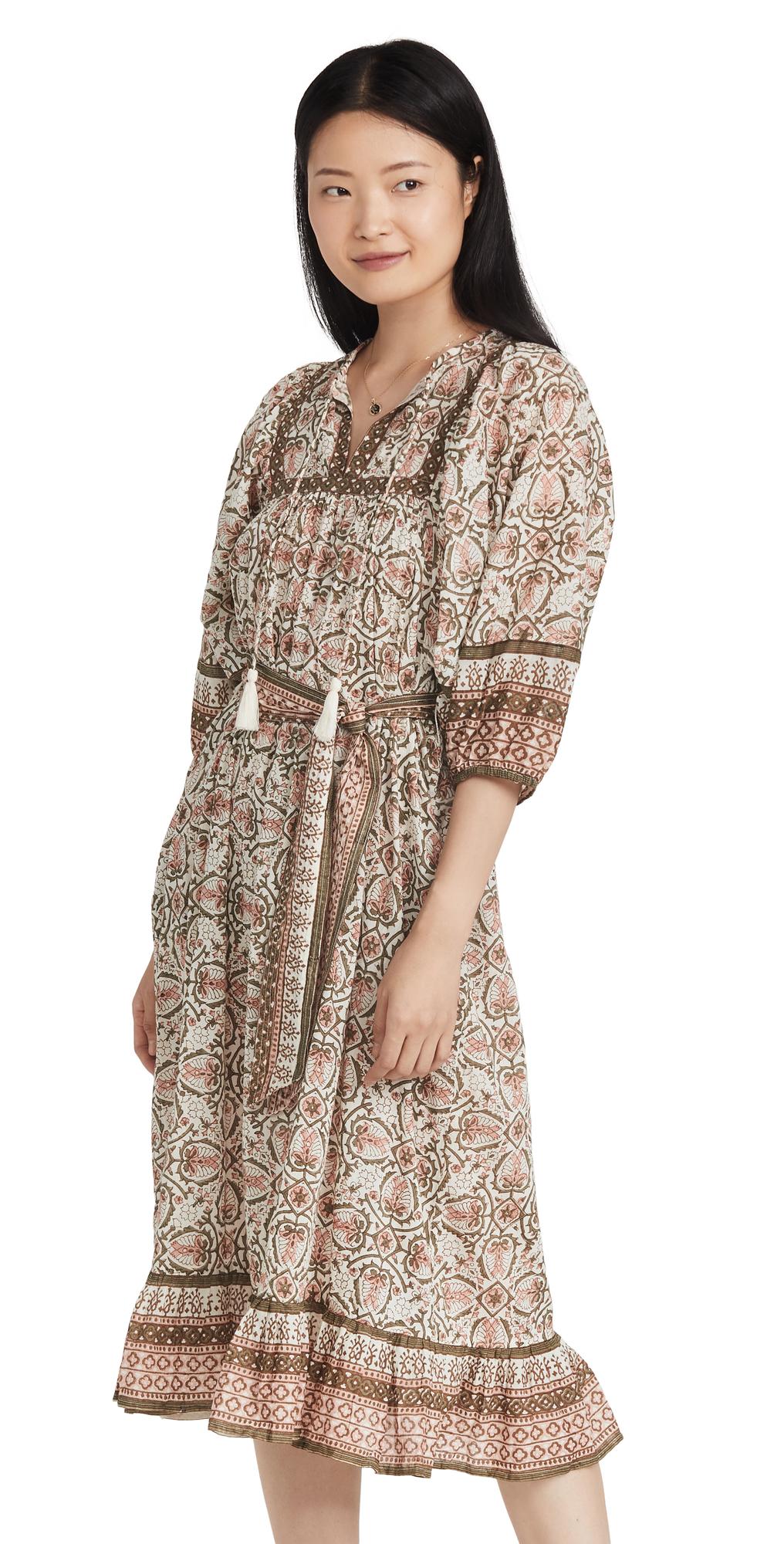 Magdalena Midi Dress