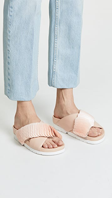 CLONE Quartz Sandals