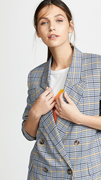 Closed Cockerel Blazer