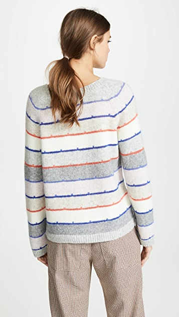 Closed Multi Stripe Sweater