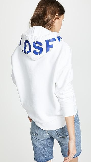 Closed Pullover Sweatshirt