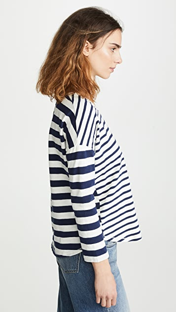 Closed Bold Stripe T-Shirt