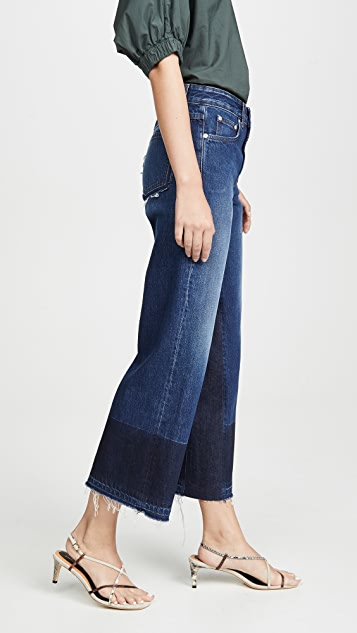 Closed Glow Wide Jeans