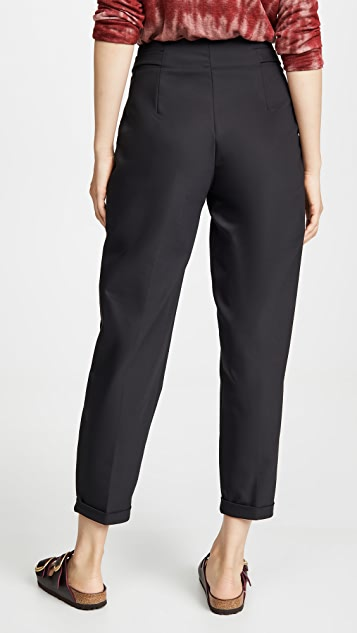 Closed Bay Pants