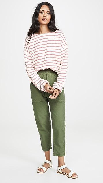 Closed Knit Sweatshirt