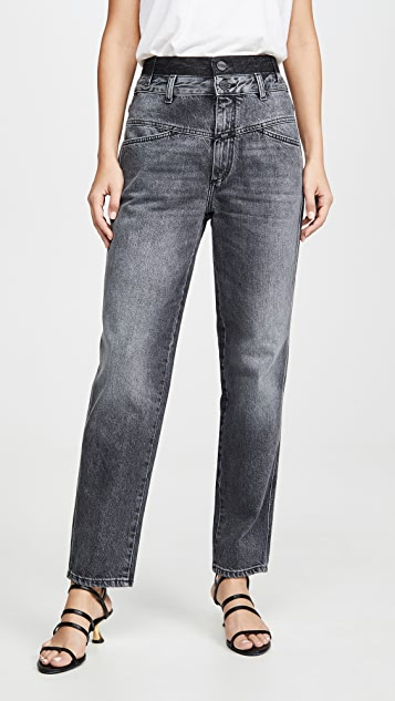Closed Pedal Duo Jeans