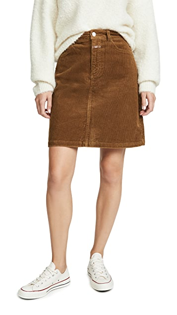 Closed Logan Skirt