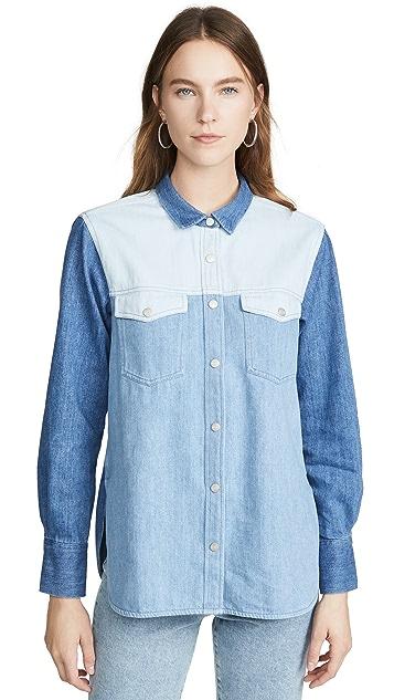 Closed Libbie Button Down Shirt