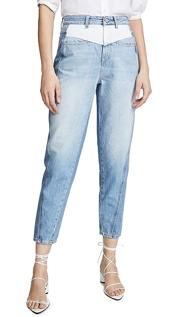 Closed Pedal Twist Jeans