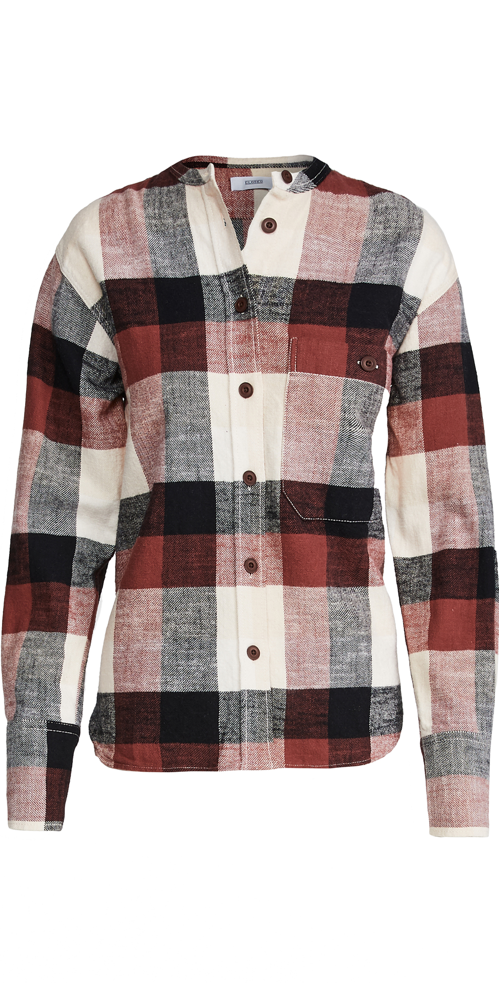 Closed Rowan Flannel Shirt