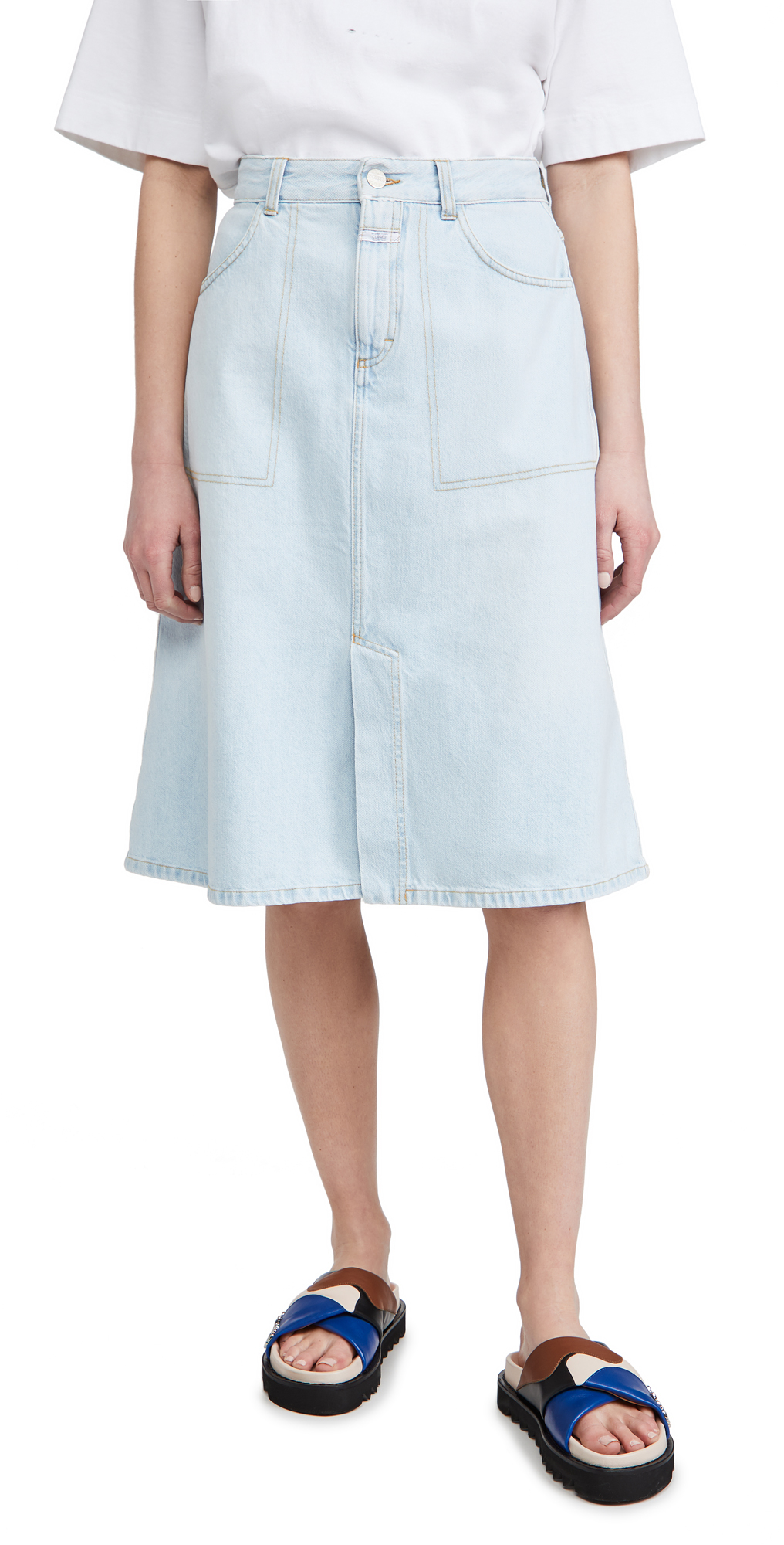 Closed Irene Skirt