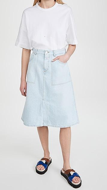 Closed Irene 半身裙