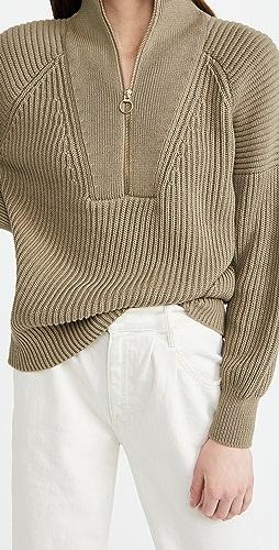 Closed - Zip Knit Sweater
