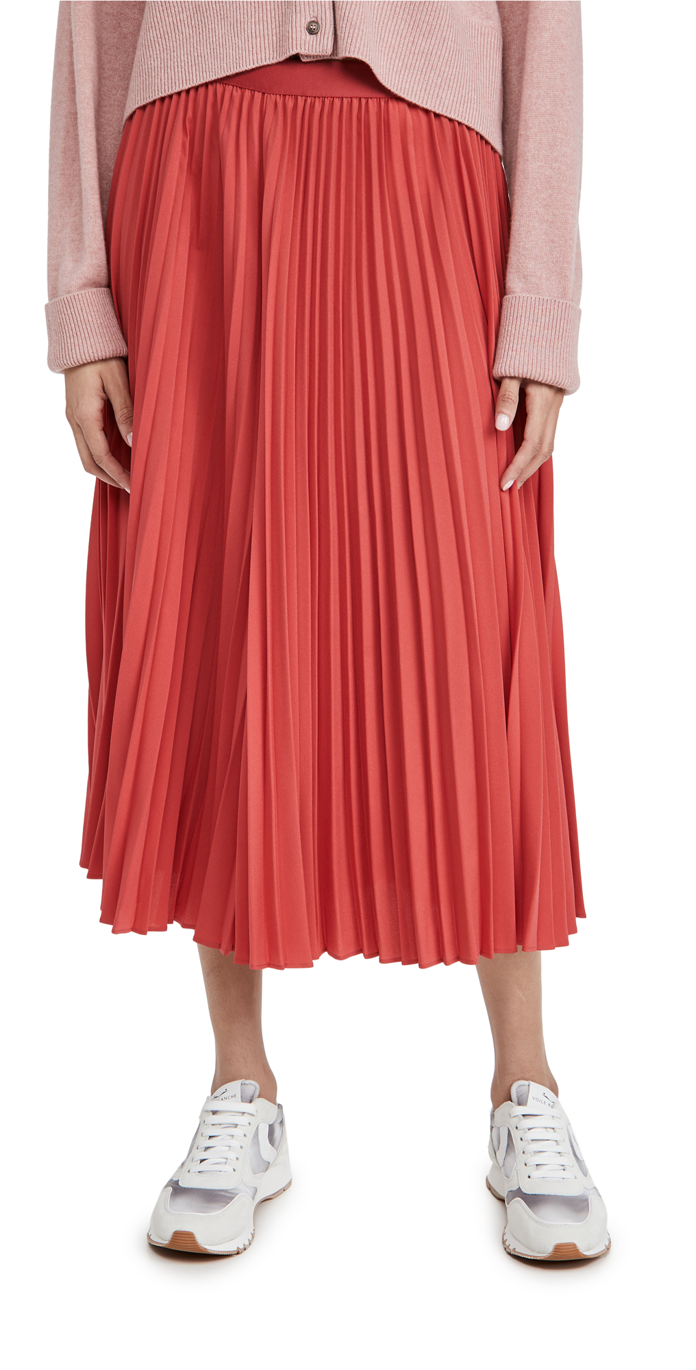 Closed Meri Pleated Culottes