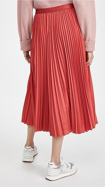 Closed Meri Pleated Culottes
