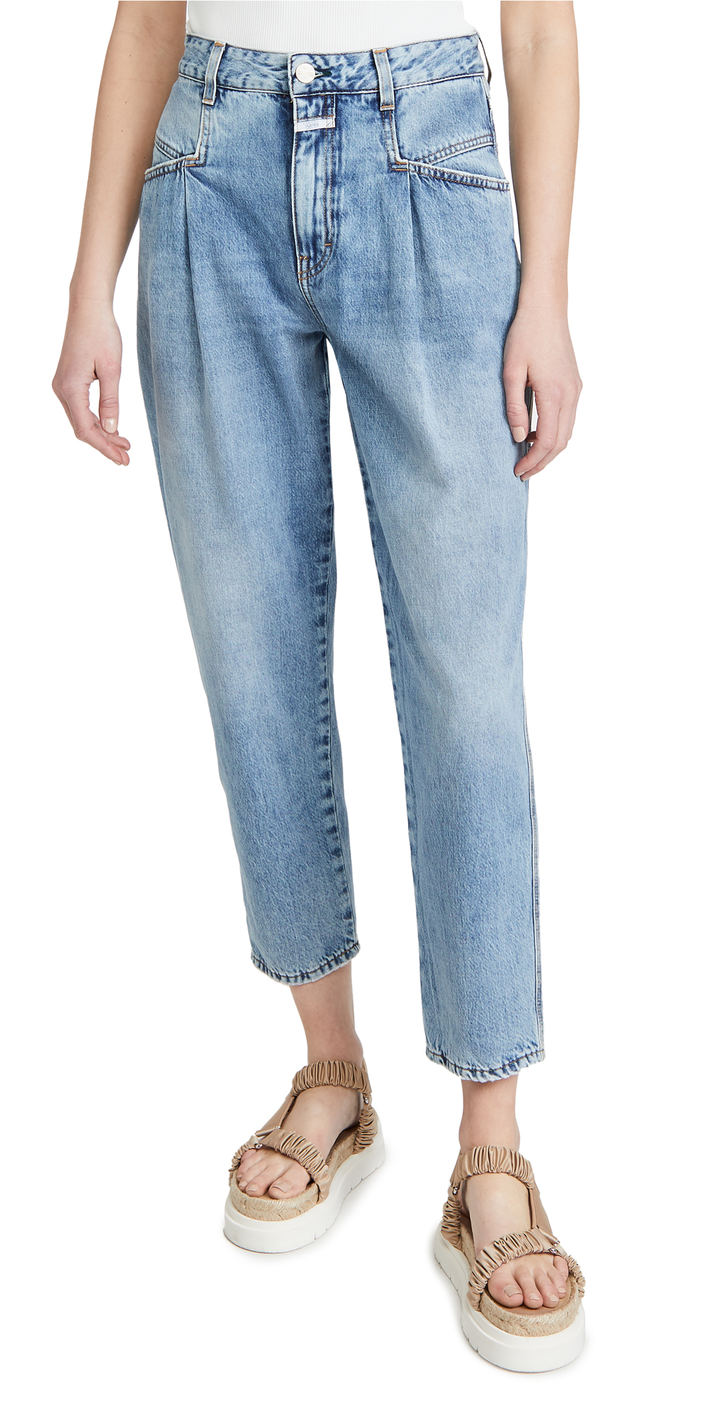 Closed Cottons PEARL JEANS