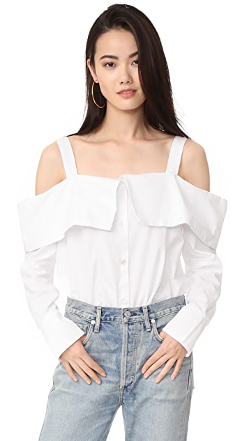 Clu Off the Shoulder Shirt