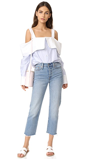 Clu Off the Shoulder Shirt