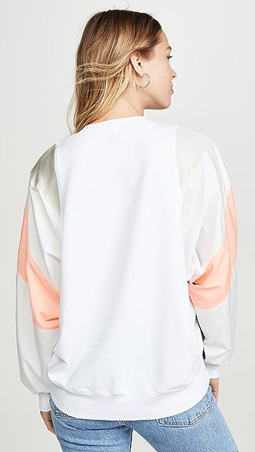 Clu Colorblock Pullover
