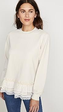 Embellished Pullover