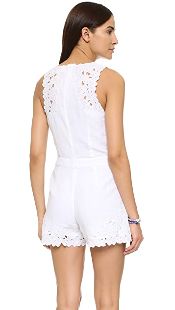 Club Monaco Bridre Romper