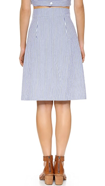 Club Monaco Valencina Skirt