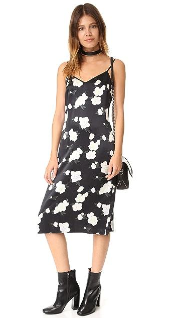 Club Monaco Elizabella Slip Dress