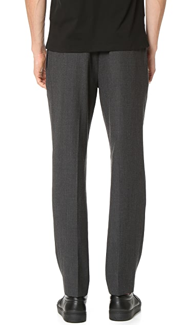 Club Monaco Crepe Elastic Dress Pants