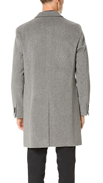 Club Monaco Wool Cashmere Topcoat