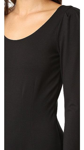 Club Monaco Biffy Puff Sleeve Bodysuit