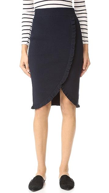 Club Monaco Lucah Sweater Skirt