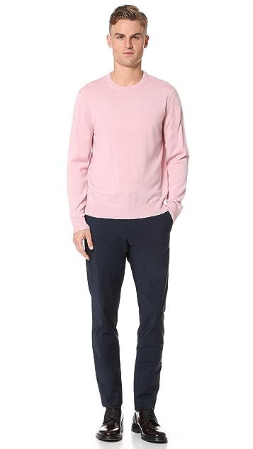 Club Monaco Merino Jersey Crew Sweater