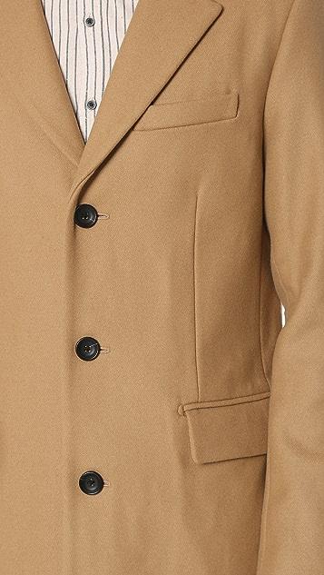 Club Monaco Wool Topcoat