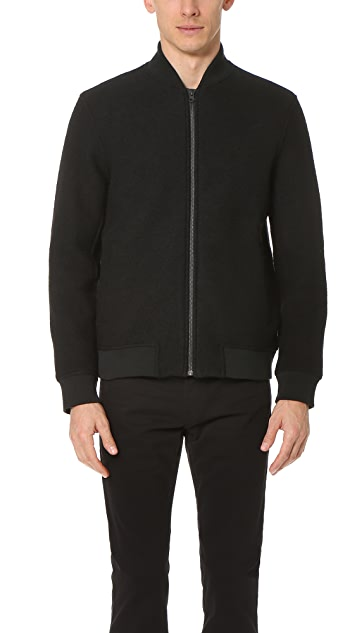 Club Monaco Wool Bomber