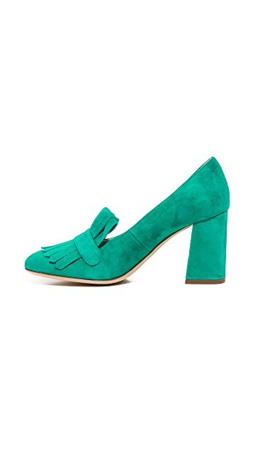 Club Monaco Giordanna Loafer Pumps